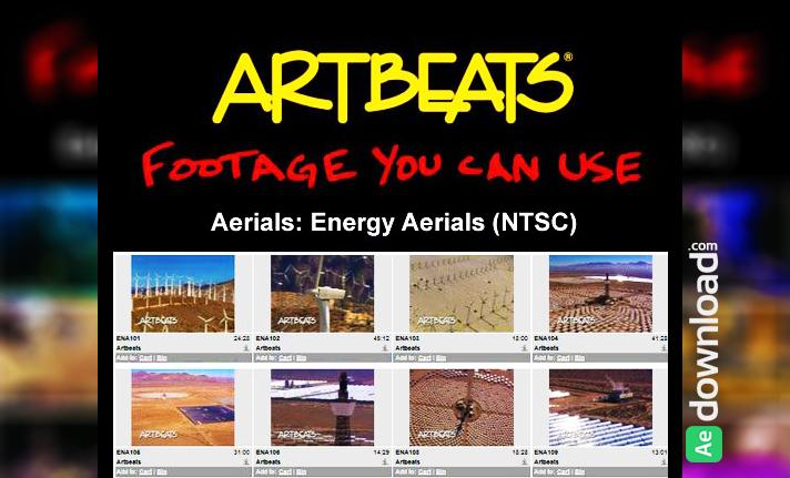 ARTBEATS - AERIALS ENERGY AERIALS (NTSC)