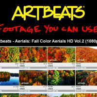 ARTBEATS – AERIALS FALL COLOR AERIALS HD VOL.2 (1080P)
