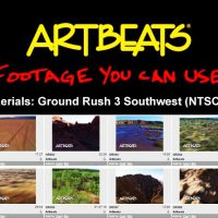 ARTBEATS – AERIALS GROUND RUSH 3 SOUTHWEST (NTSC)