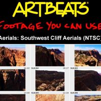 ARTBEATS – AERIALS SOUTHWEST CLIFF AERIALS (NTSC)