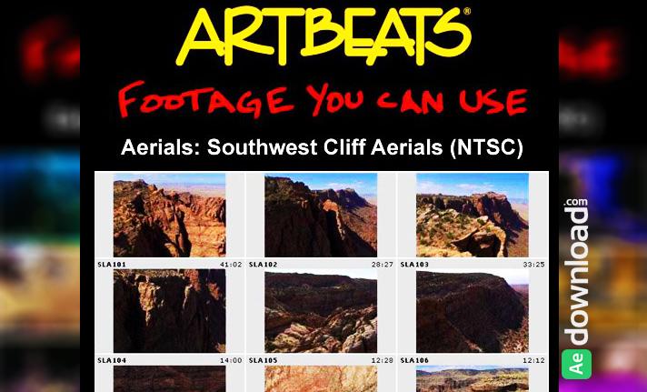 ARTBEATS - AERIALS SOUTHWEST CLIFF AERIALS (NTSC)