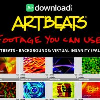 ARTBEATS – BACKGROUNDS VIRTUAL INSANITY (PAL)
