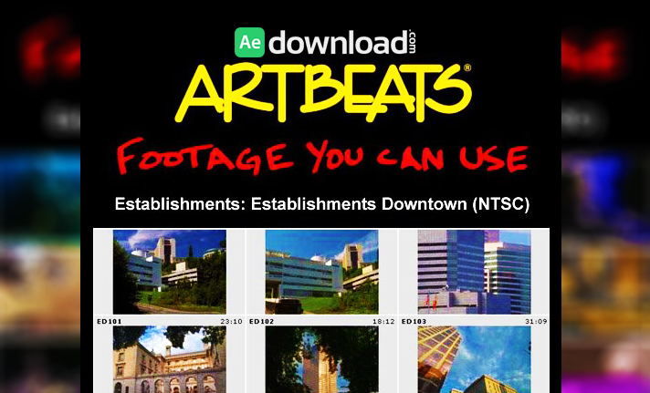 ARTBEATS - ESTABLISHMENTS ESTABLISHMENTS DOWNTOWN (NTSC)