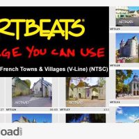 ARTBEATS – ESTABLISHMENTS FRENCH TOWNS & VILLAGES