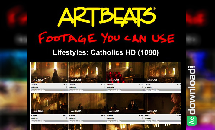 ARTBEATS - LIFESTYLES CATHOLICS HD (1080P) free download