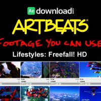 ARTBEATS – LIFESTYLES FREEFALL! HD