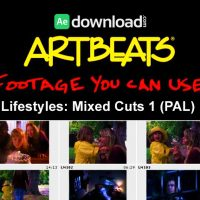 ARTBEATS – LIFESTYLES MIXED CUTS 1 (PAL)