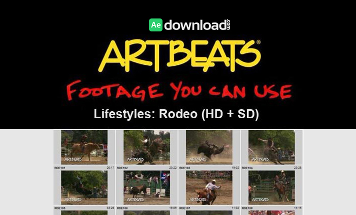 ARTBEATS - LIFESTYLES RODEO (SD+HD)1