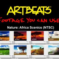 ARTBEATS – NATURE AFRICA SCENICS (NTSC)