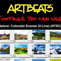 ARTBEATS – NATURE COLORADO SCENES (V-LINE) (NTSC)