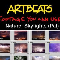 ARTBEATS – NATURE: SKYLIGHTS (PAL)