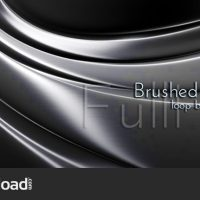 VIDEOHIVE ABSTRACT BRUSHED METAL – MOTION GRAPHICS