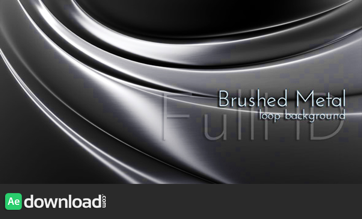 Abstract Brushed Metal free download