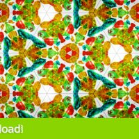 AMAZING KALEIDOSCOPE – MOTION GRAPHIC (VIDEOHIVE)