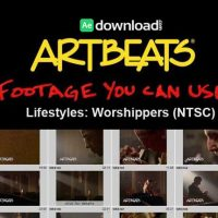 ARTBEATS – LIFESTYLES WORSHIPPERS (NTSC)