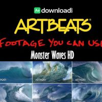 ARTBEATS – NATURE MONSTER WAVES HD (1080P)