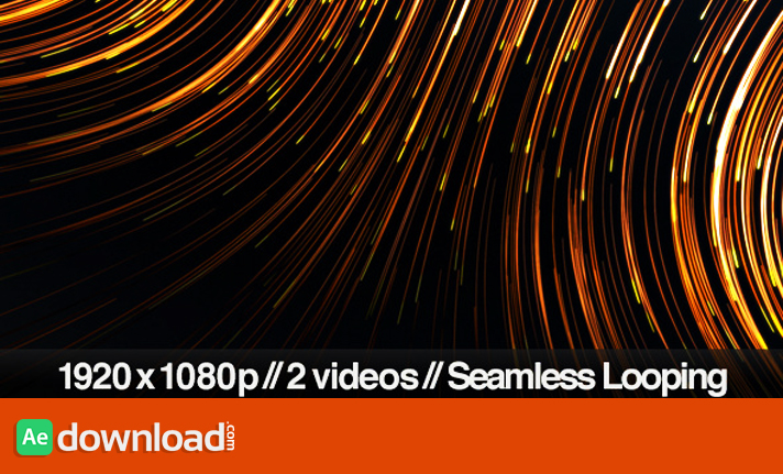 BRIGHT SPEED MOTION TRAILS BACKGROUND (VIDEOHIVE)