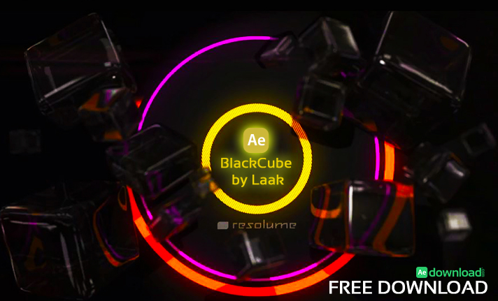 BlackCube by Laak free download