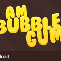 VIDEOHIVE BUBBLE GUM – AFTER EFFECTS TEMPLATES