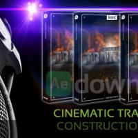 CINEMATIC TRAILERS – CONSTRUCTION KIT (BOOM LIBRARY)