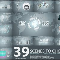 VIDEOHIVE CORPORATE TECH PACK FREE DOWNLOAD