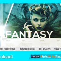 VIDEOHIVE CREATIVE SECRETS – AFTER EFFECTS TEMPLATES