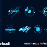 VIDEOHIVE DARK LOGO PACK FREE DOWNLOAD