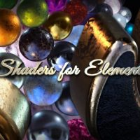 VIDEOHIVE ELITE SHADERS FOR ELEMENT 3D V2 FREE DOWNLOAD