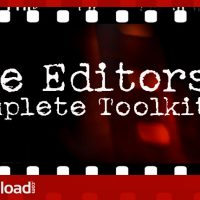 VIDEOHIVE EDITORS TOOLKIT – AFTER EFFECTS TEMPLATE MOTION GRAPHIC