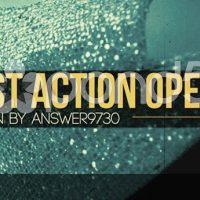 FAST ACTION OPENER – AFTER EFFECTS TEMPLATES (POND5)