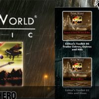 FUTURE WORLD MUSIC – VOLUME 1-10, EDITOR'S TOOLKIT 01-06