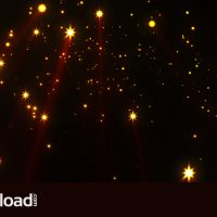 FALLING STARS – MOTION GRAPHIC 2687877 FREE DOWNLOAD (VIDEOHIVE)