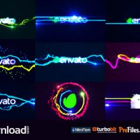 VIDEOHIVE FAST LOGO STREAKS PACK FREE DOWNLOAD