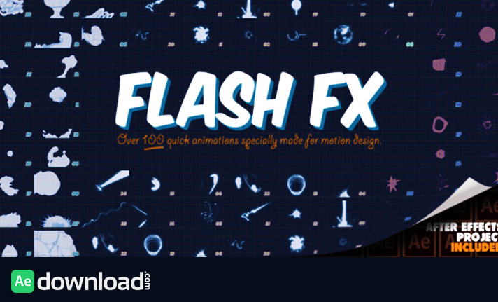 Flash Fx - Animation Pack free download