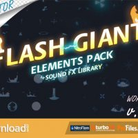 VIDEOHIVE FLASH GIANT FX FREE DOWNLOAD