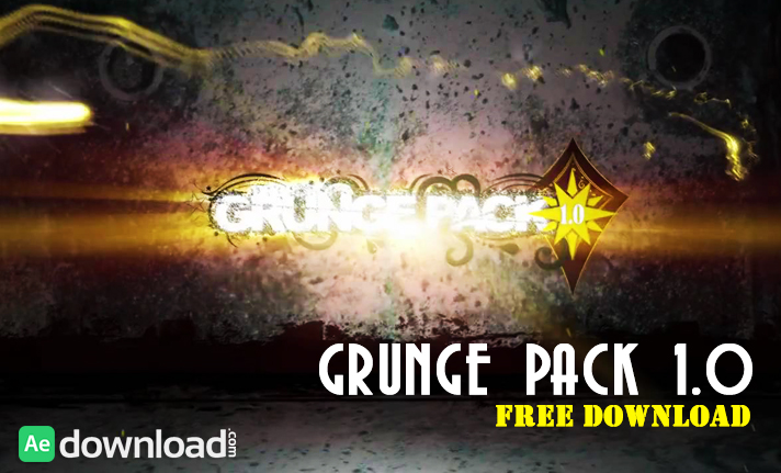 GRUNGE PACK 1.0 free download