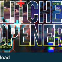 VIDEOHIVE GLITCH OPENER – FREE DOWNLOAD