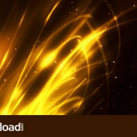 GOLD STREAKS AND DUSTS – MOTION GRAPHICS (VIDEOHIVE)