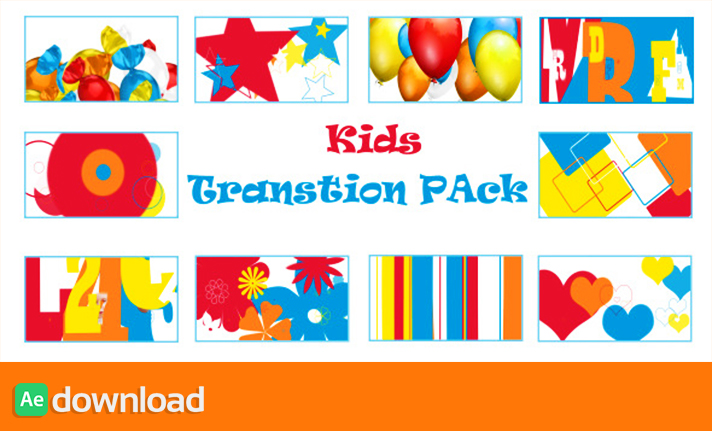 Kids Transition Pack free download