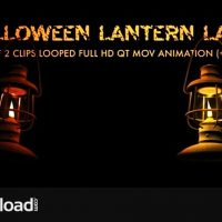 LANTERN LAMP – PACK OF 2 – MOTION GRAPHIC (VIDEOHIVE)