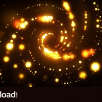 LIGHT GLOW TUNNEL – MOTION GRAPHIC (VIDEOHIVE)