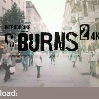 MBURNS 2 FOR FCPX 4K COLLECTION (MOTIONVFX)