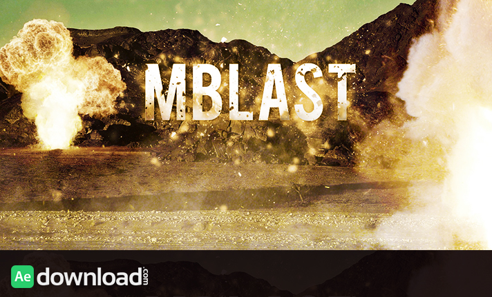 MOTIONVFX - MBLAST 2K COLLECTION free download