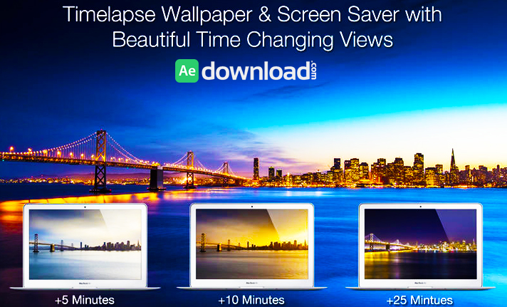Magic Window - Timelapse Desktop free download