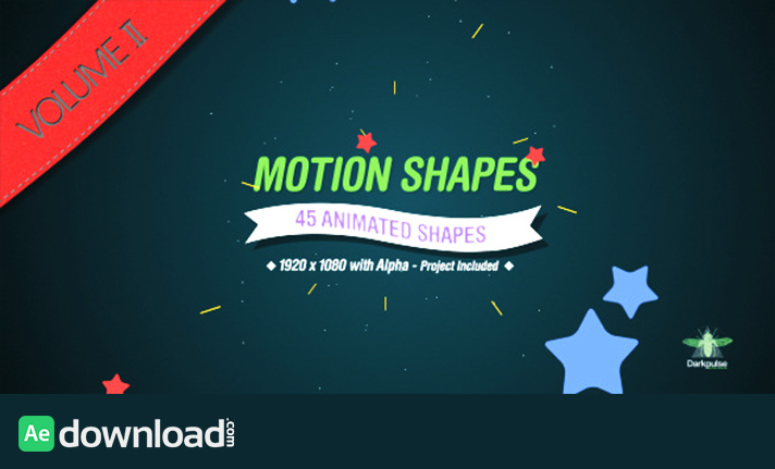 Motion Shapes Vol.2 free download