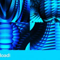 NEON ROTOR – MOTION GRAPHIC (VIDEOHIVE) FREE DOWNLOAD