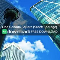 ONE CANADA SQUARE FREE DOWNLOAD | VIDEOHIVE