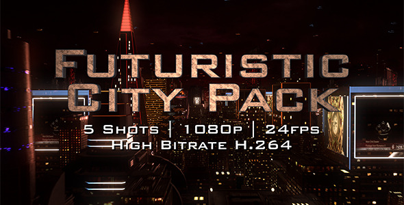 FUTURISTIC CITY PACK FREE DOWNLOAD