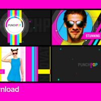 VIDEOHIVE PUNCH POP – FREE DOWNLOAD