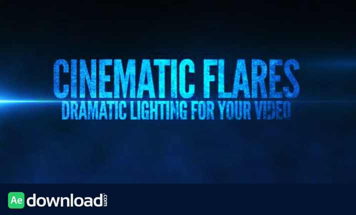 RAMPANT DESIGN TOOLS - CINEMATIC FLARES